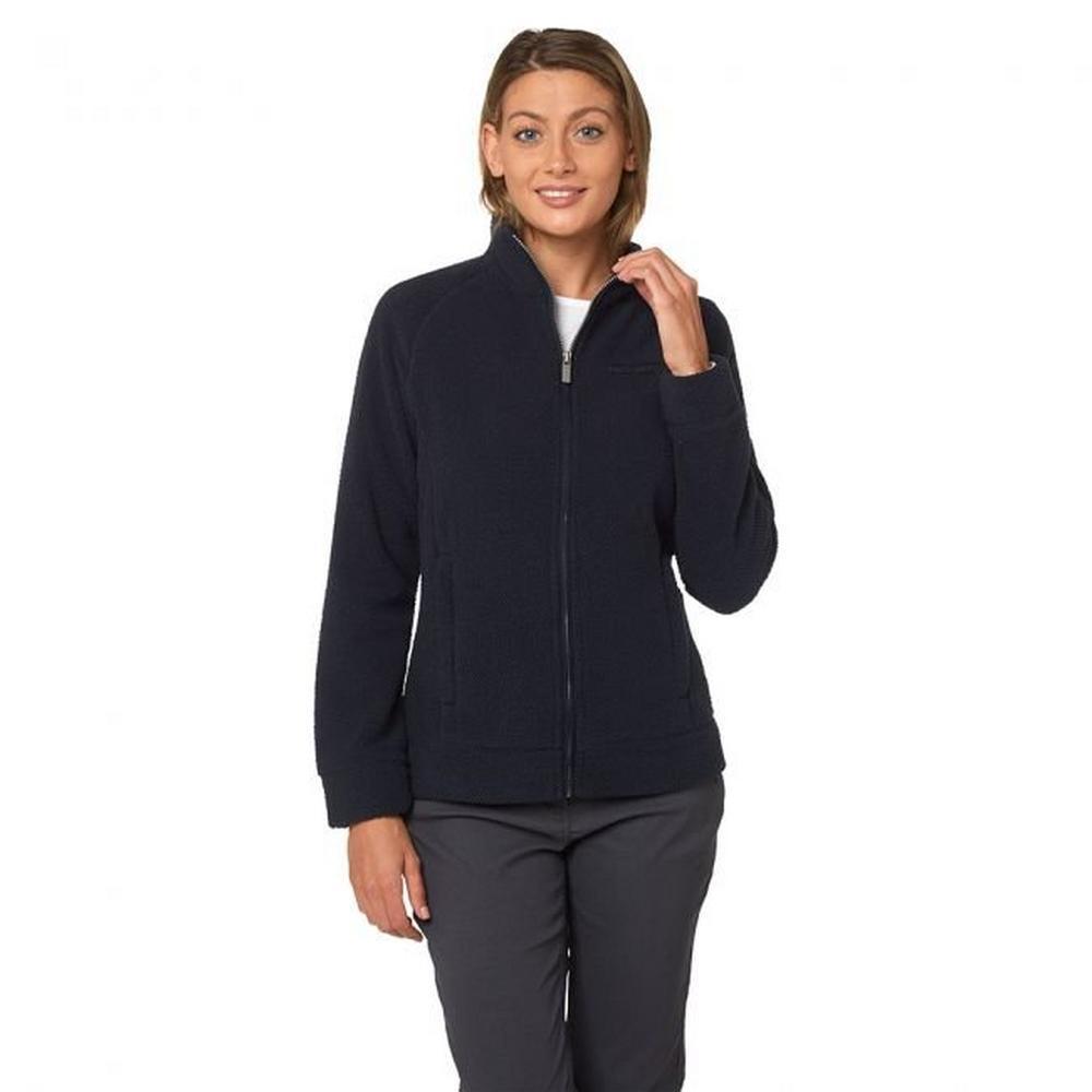 Craghoppers Women's Ambra Full-Zip Fleece - Blue Navy