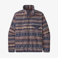 Men's Lightweight Synchilla Snap T Pullover - Multi