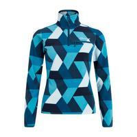 Women's Navala Half Zip Fleece - Blue