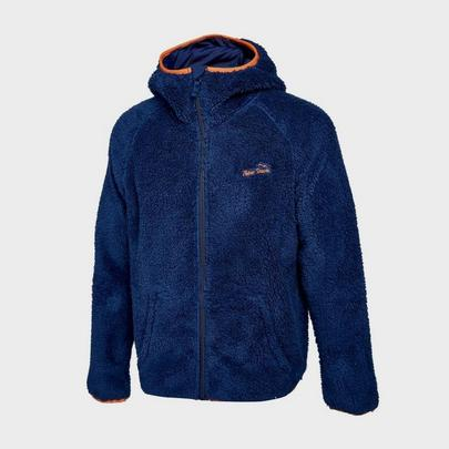 Peter Storm Kids' Bandicoot Fleece Hoody - Navy