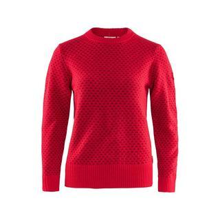 Women's Ovik Sweater - Red