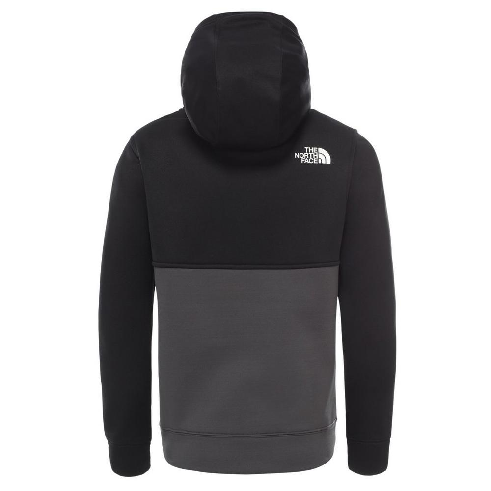The North Face Kids Surgent Block Hoody - Grey