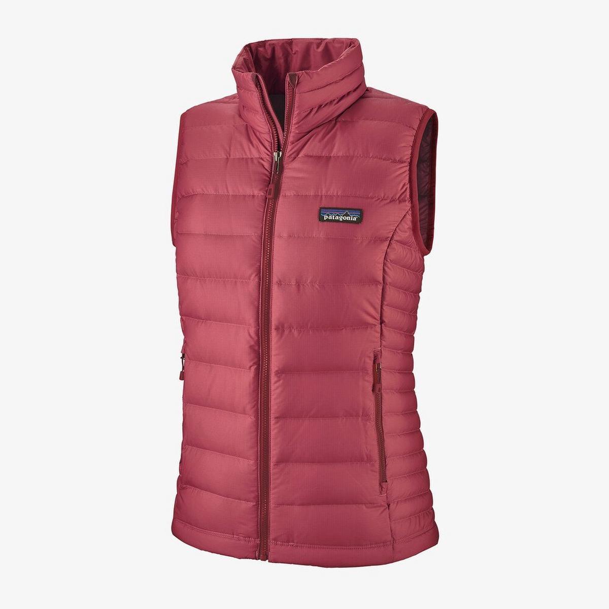 Patagonia Women's Patagonia Down Sweater Vest - Red