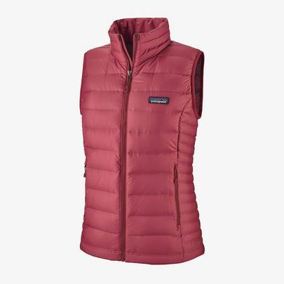 Patagonia Women's Down Sweater Vest - Roamer Red
