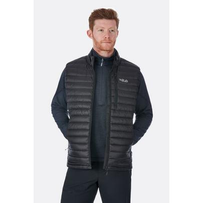 Rab Men's Microlight Vest - Black