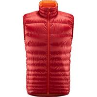 Men's Essen Down Vest - Red