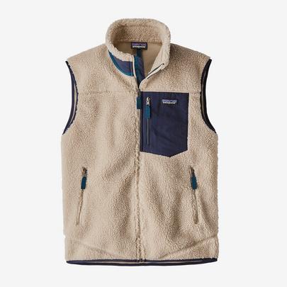 Patagonia Men's Classic Retro-X Vest - Natural