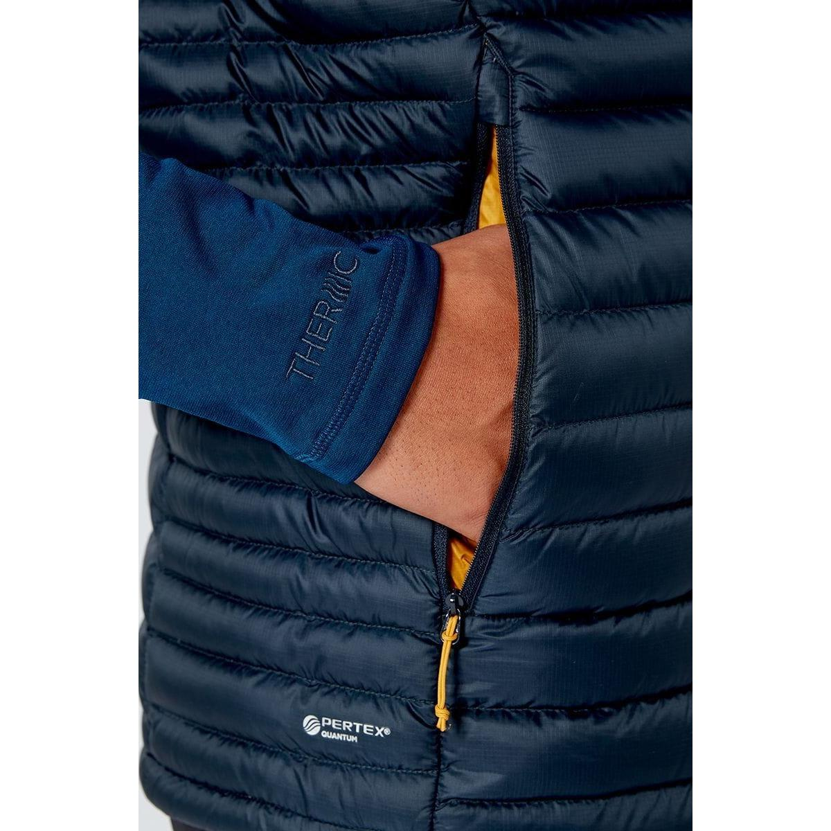 Rab Men's Rab Microlight Vest - Grey