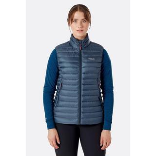 Women's Microlight Vest - Steel