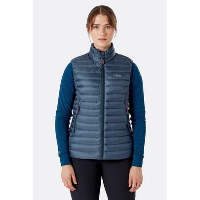 Rab Women's Microlight Vest - Steel