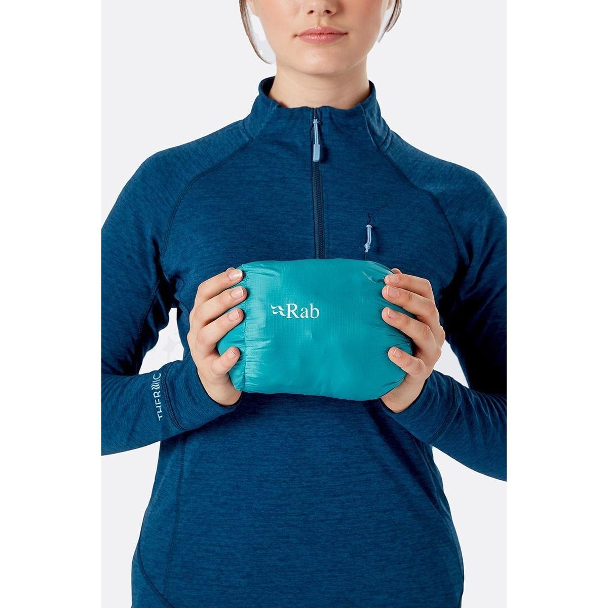 Rab Women's Microlight Vest - Steel