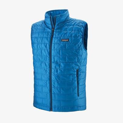 Patagonia Men's Nano Puff Vest - Andes Blue