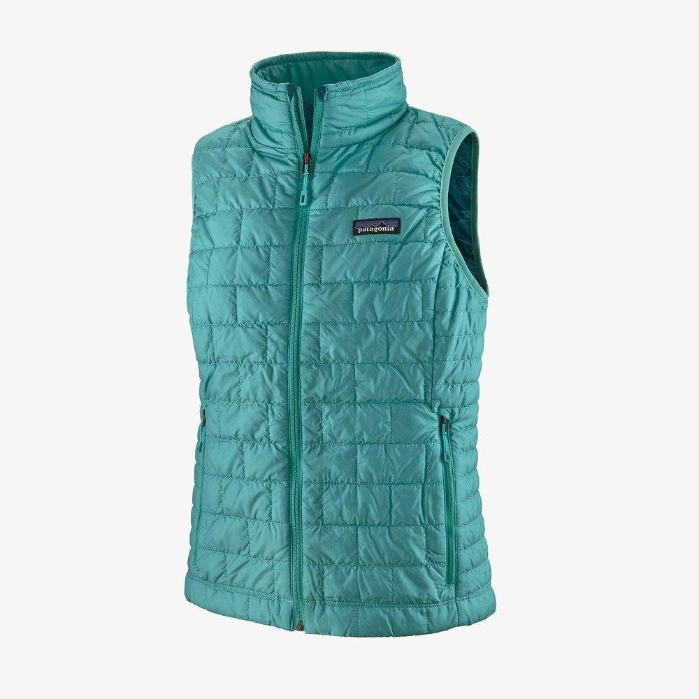 Patagonia Women's Nano Puff Vest - Blue