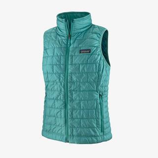 Women's Nano Puff Vest - Blue