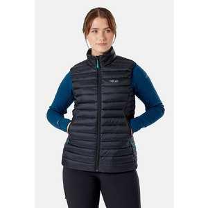 Women's Microlight Vest - Black