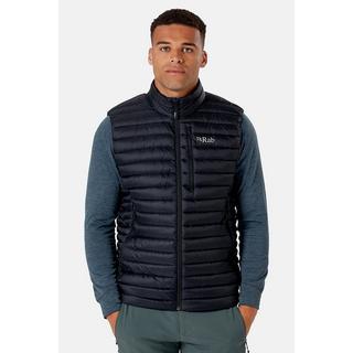 Men's Microlight Vest - Black