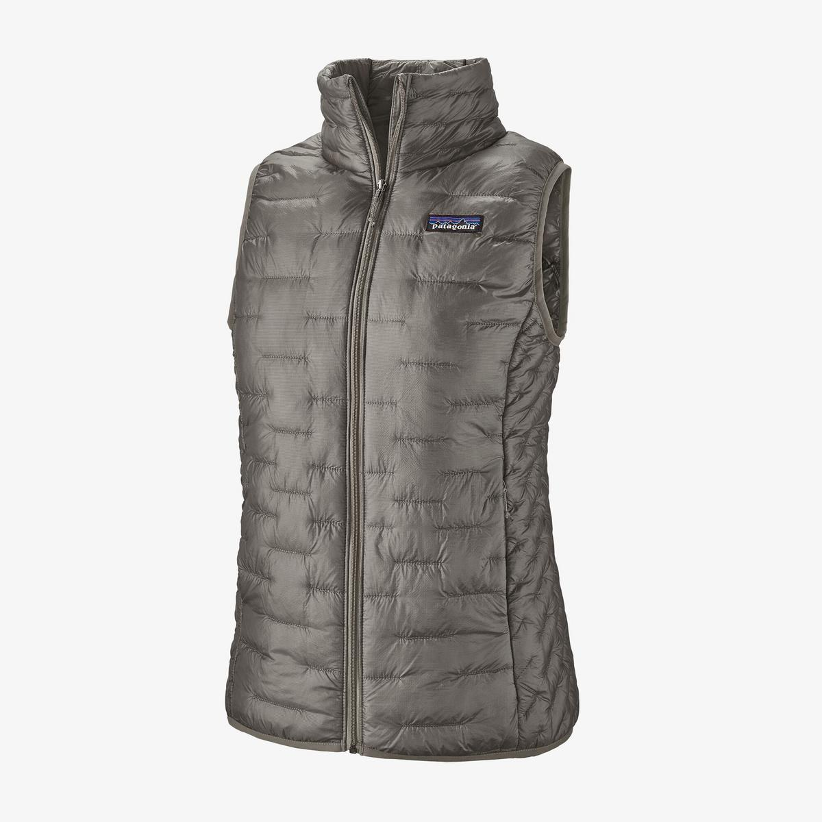 Patagonia Women's Micro Puff Vest - Feather Grey