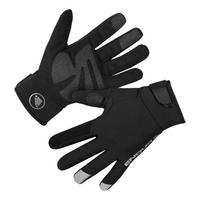 Men's Strike Waterproof Glove - Black