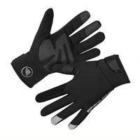 Women's Strike Waterproof Glove - Black