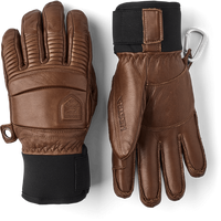 Men's Leather Fall Line Glove - Brown