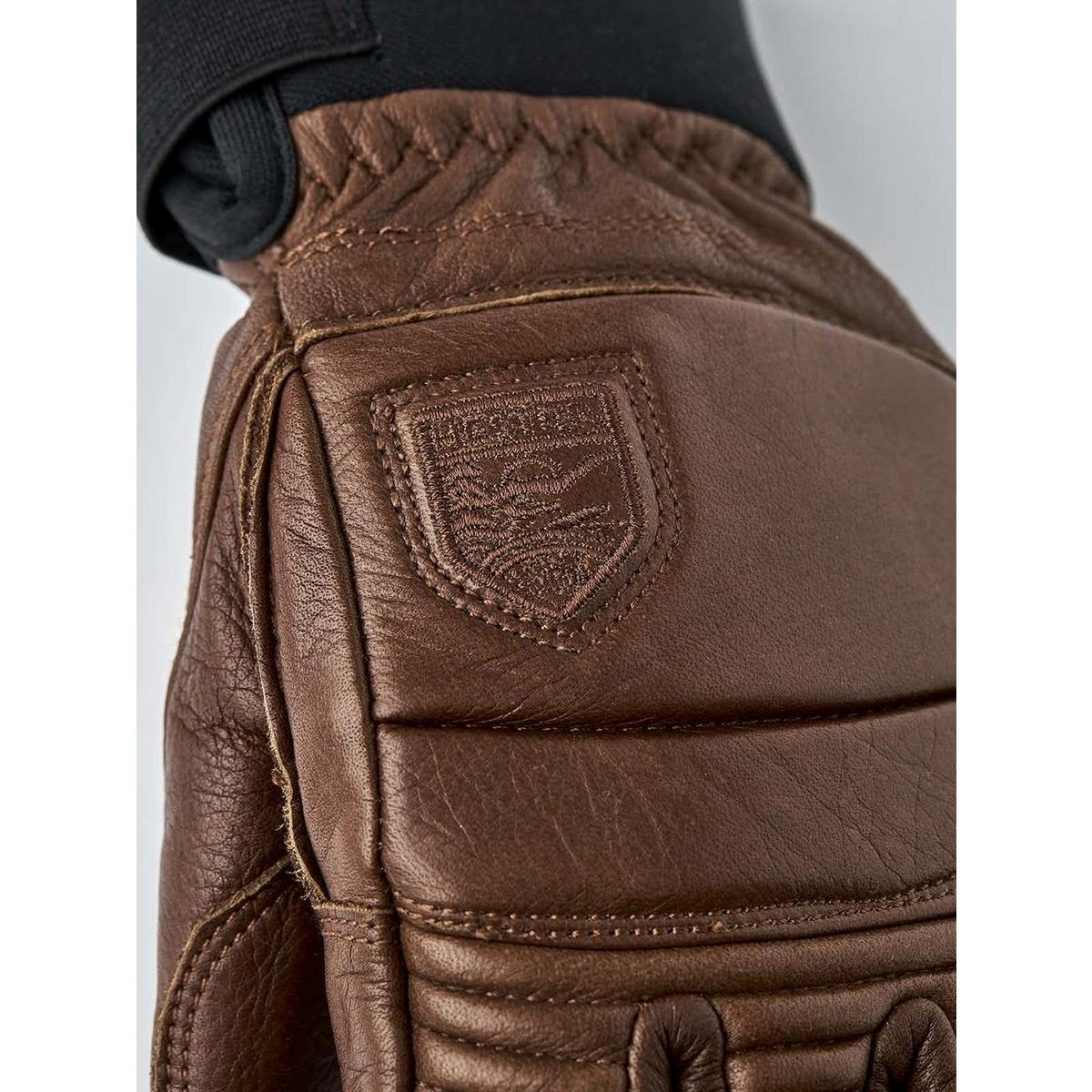 Hestra Men's Leather Fall Line Glove - Brown