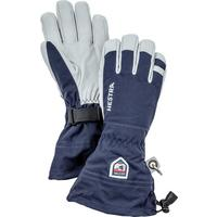 Men's Army Leather Heli Ski Glove - Navy
