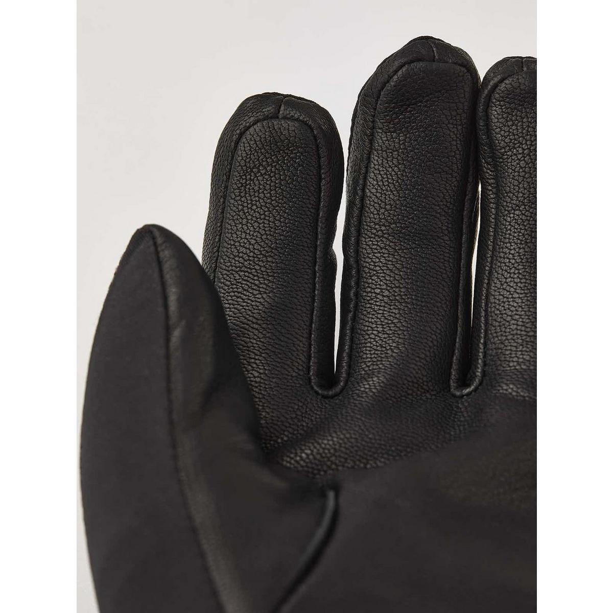 Hestra Men's Army Leather Blizzard Glove - Black