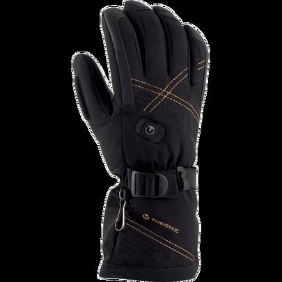 Thermic Women's Ultra Heat Gloves - Black