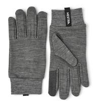Merino Touch Point Liner - Grey