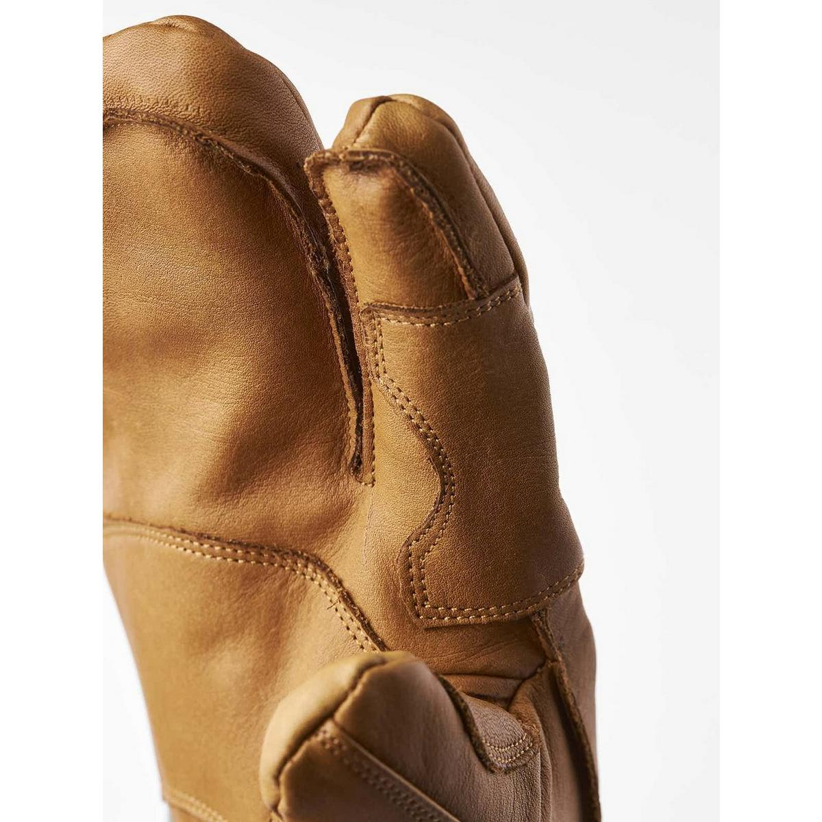 Hestra Men's Leather Fall Line 3-Finger Glove - Cork