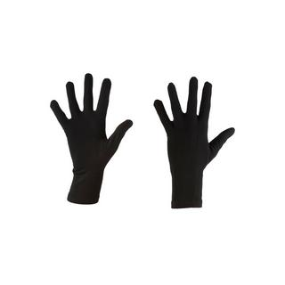 Unisex Icebreaker Oasis Glove Liner - Black