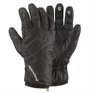 Gloves Women's INSULATED Prism Black/Siberian Green