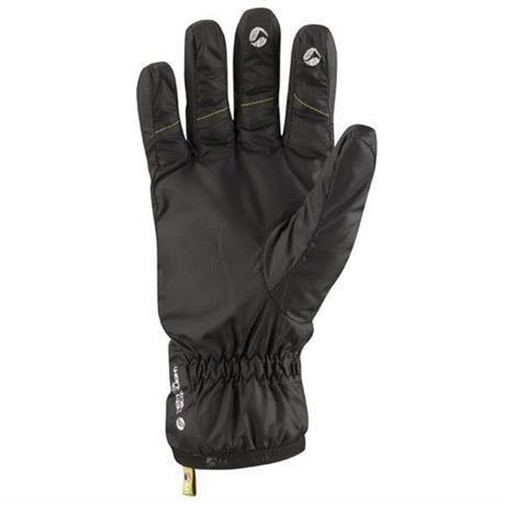 Montane Gloves Women's INSULATED Prism Black/Siberian Green
