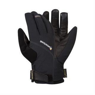 Men's Montane Tornado Waterproof Insulated Gloves - Black