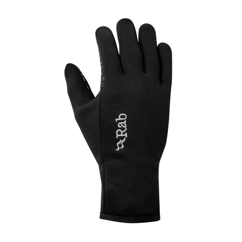 Rab Gloves Men's Phantom Contact Grip Black