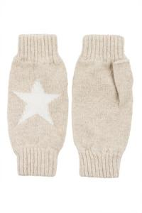 Women's Cashmere Star Wristwarmer