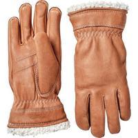 Women's Deerskin Primaloft Glove - Cork