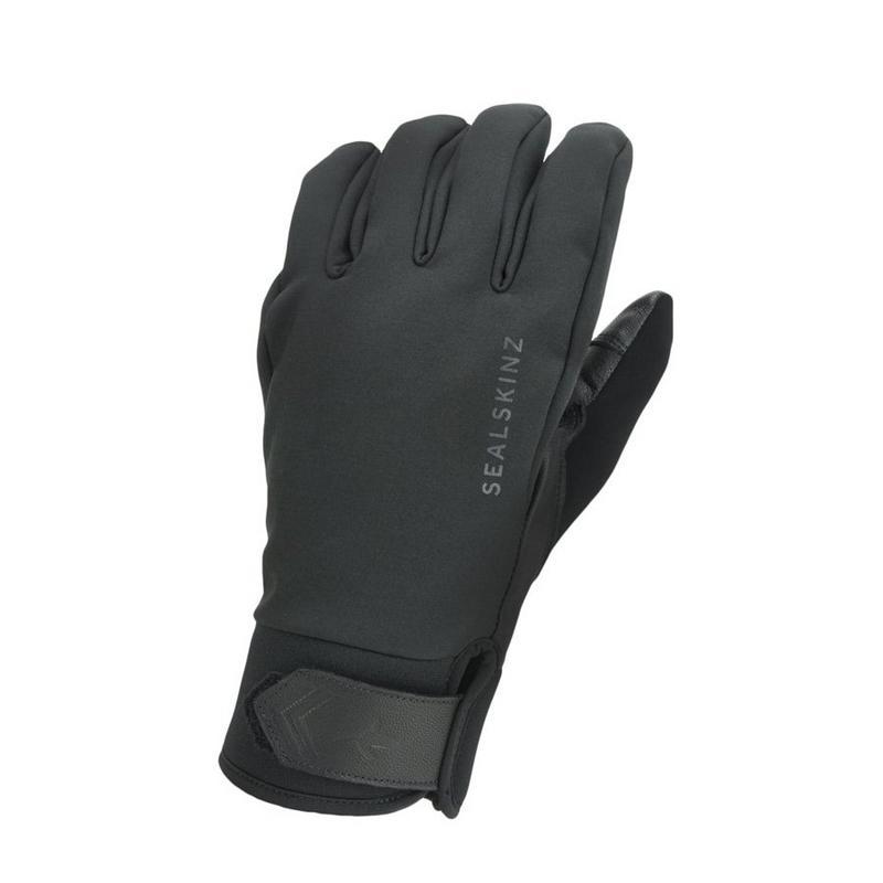 Men's Sealskinz Waterproof All Weather Insulated Glove - Black