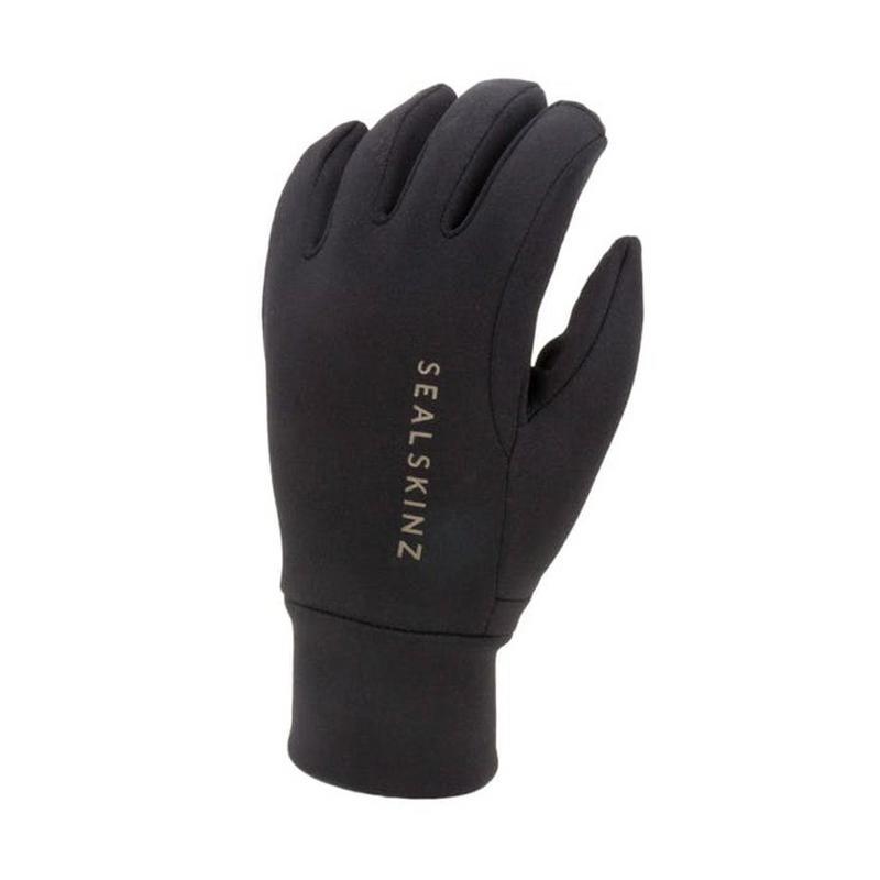 Unisex Sealskinz Water Resistant All Weather Glove - Black