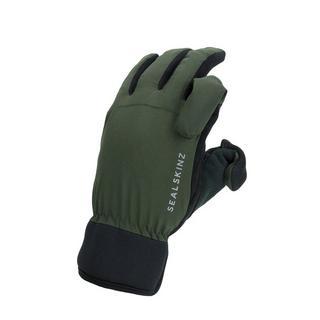 Unisex Sealskinz Waterproof All Weather Sport Glove - Green