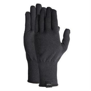 Men's Rab Stretch Knit Gloves - Black