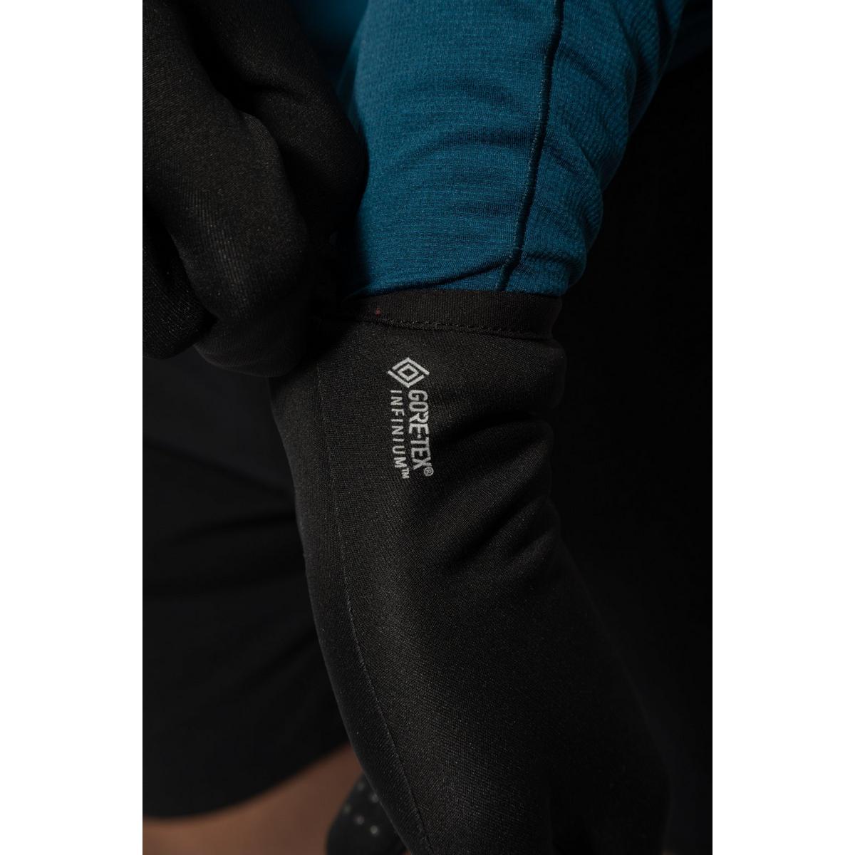 Montane Gloves Men's Via Groove Black/Shadow