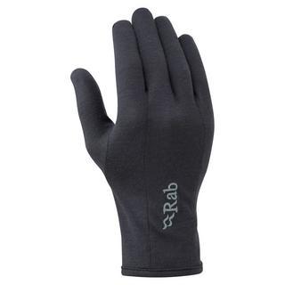 Women's Rab Forge Merino+ 160 Gloves - Grey