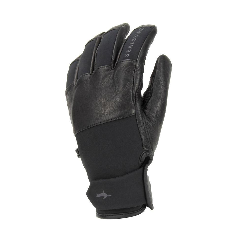 Sealskinz Unisex Waterproof Cold Weather Glove Fusion Control - Black