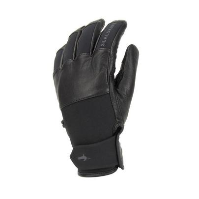 Sealskinz Unisex Waterproof Cold Weather Glove with Fusion Control - Black