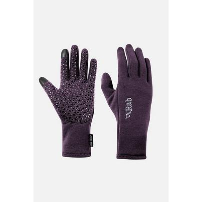 Rab Women's Power Stretch Contact Glove - Fig