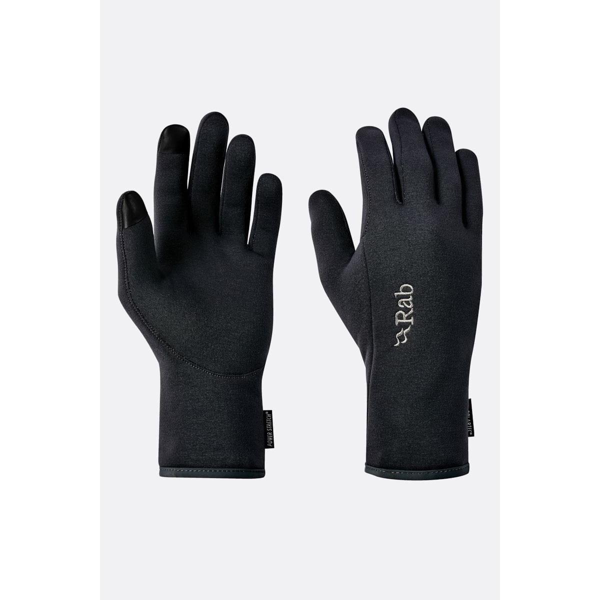 Rab Power Stretch Contact Glove - Black