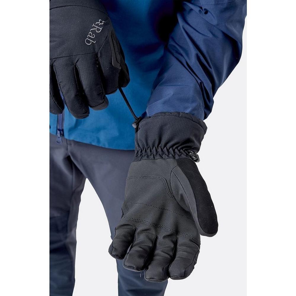 Rab Unisex Rab Storm Glove - Black