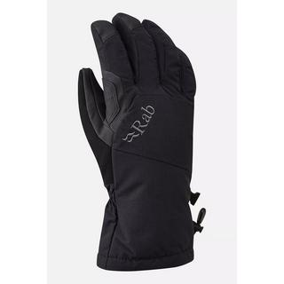 Women's Rab Storm Glove - Black