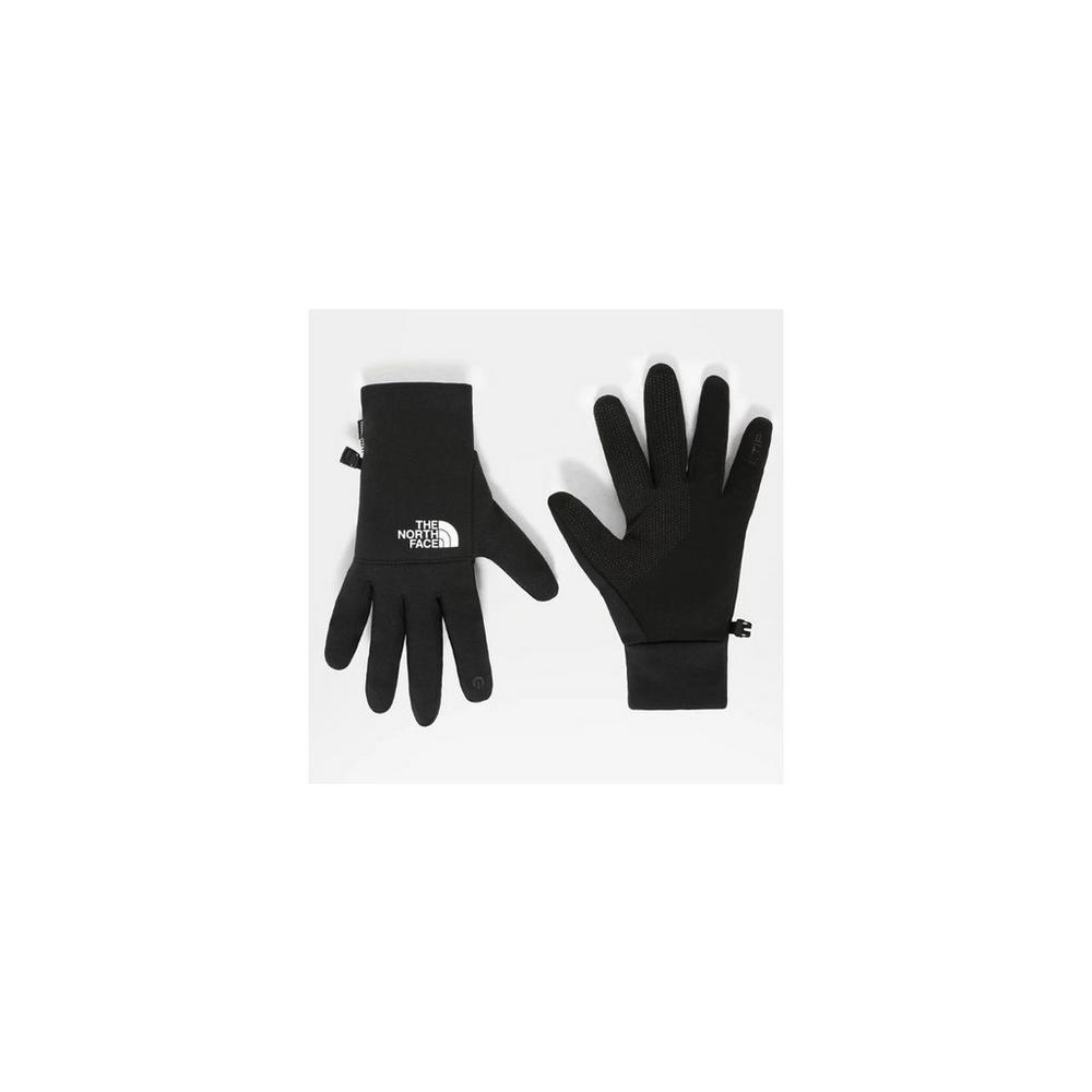 The North Face Unisex Etip Recycled Glove - Black